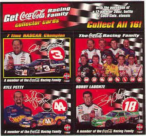 Les Racing S Dale Earnhardt Miscellaneous And Promos Card List